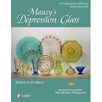 Verre dépression de MAUZY: une référence Phtographic et le Guide des prix