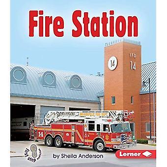 Brandstation (första steget facklitteratur)