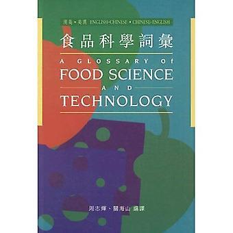 Een verklarende woordenlijst van voedingswetenschap en -technologie