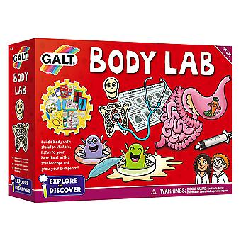 Galt Toys Body Lab, Biology Science Kit for Children