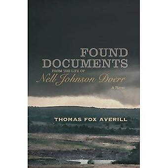 Found Documents from the Life of Nell Johnson Doerr: A Novel
