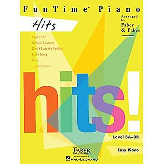 Funtime Piano Hits: Level 3a-3b