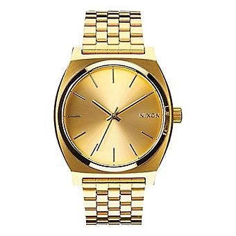 Nixon analog quartz watch with stainless steel band _ A045511-00