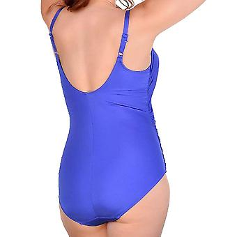Fantasie Los Cabos Fs6157 W Underwired, Gathered, Wrap Swimsuit