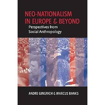 NeoNationalism in Europa und darüber hinaus Perspektiven von Sozialanthropologie von Engebrigtsen & Ada ich.