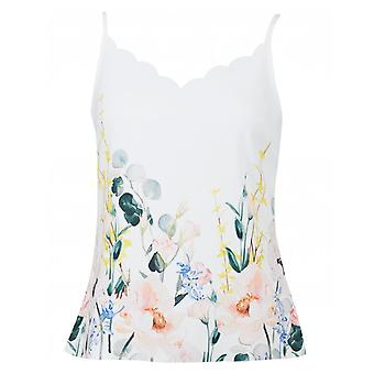 Ted Baker eleganza stampa Cami Top