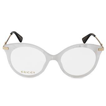 Gucci GG0109O 005 50 Oval Eyeglasses Frames