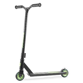 Slamm Stark Beginner Stunt Scooter - Black / Green
