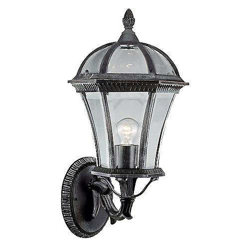 Searchlight 3670 Capri Large Traditional Aluminium Exterior Wall Light