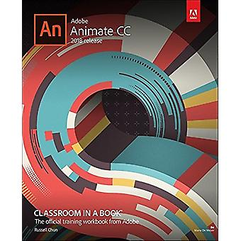 Adobe Animate CC Classroom in a Book (2018 release) by Russell Chun -