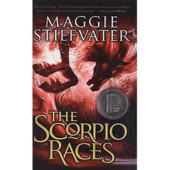 Scorpio Races by Maggie Stiefvater - 9781627651400 Book