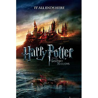 Harry Potter 7 Teaser Maxi Poster 61x91.5cm