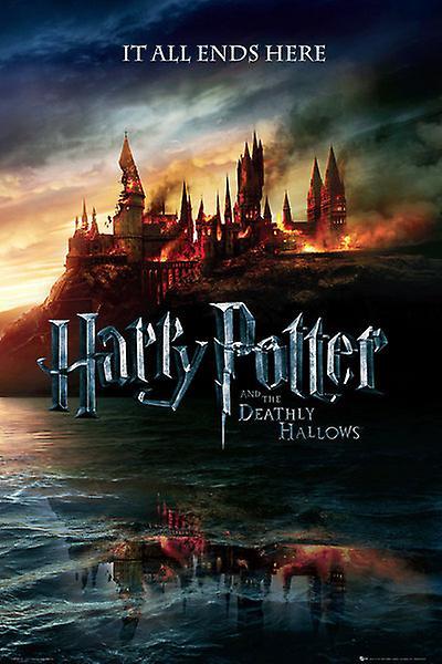 Harry Potter 7 Teaser Maxi plakat 61x91.5cm