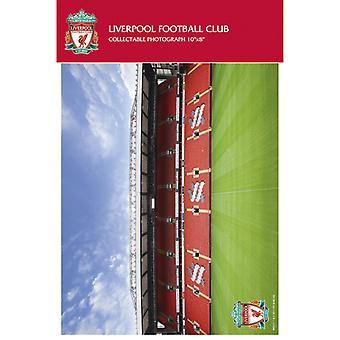 Liverpool Anfield workach fotograficzne 20x25cm wydruku