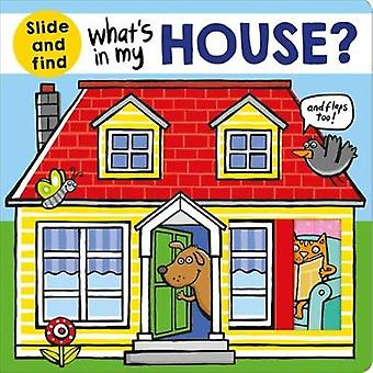What's In My House by Roger Priddy - 9781783417070 Book