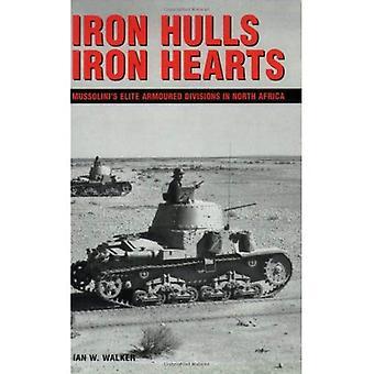 Cascos del hierro, corazones del hierro: La élite de Mussolini blindados divisiones en África del norte
