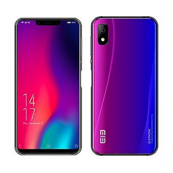 Elephone a4 Pro 5,85 tommers fingeravtrykk andriod 8,1 4gb RAM 64gb rom mt6763 oktav kjerne 4G smarttelefon