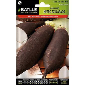 Batlle Black Sugary Table Turnip (Tuin , Tuinieren , Zaden)
