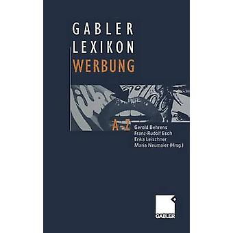 Gabler Lexikon Werbung by Behrens & Gerold