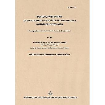 Die Reduktion Von Eisenerzen Im ElektroFliessbett von Schenck & Hermann