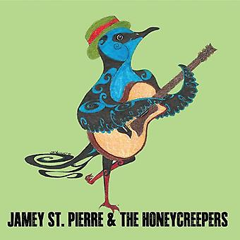 St.-Pierre, Jamey & Honeycreepers - Jamey st. Pierre & Honeycreepers [DVD] USA importere