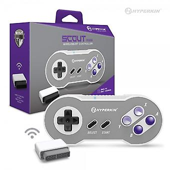 Hyperkin Scout Premium Wireless Bluetooth Controller SNES/PC/Mac/Android