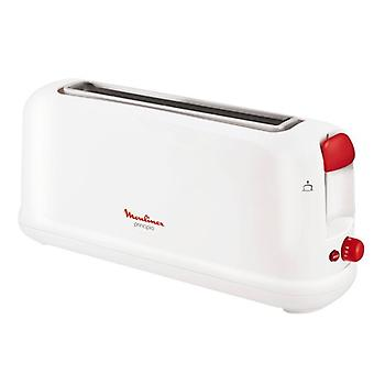 Toaster with function defrosting Moulinex LS16011 1000W white