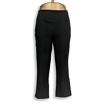 Women with Control Women's Pants Wicked Regular Crop Black A307763