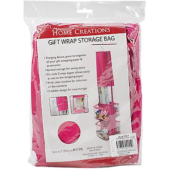 Gift Wrap Storage Holder-Fuchsia 5555-F