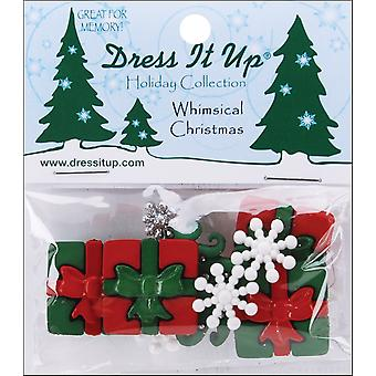 Dress It Up Holiday Embellishments Whimsical Christmas Diuhlday 5614