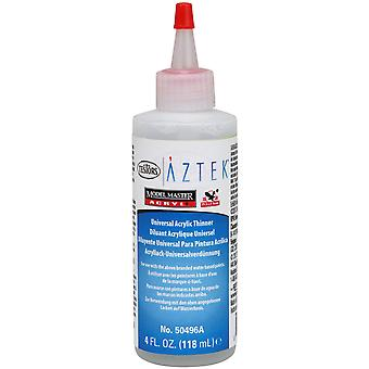 Aztek Airbrush Acrylic Thinner 4Oz 50496A