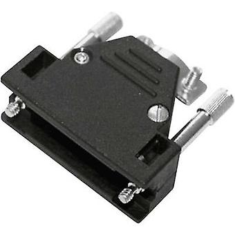D-SUB housing Number of pins: 15 Plastic 180 ° Black MH Connectors 2801-0102-02 1 pc(s)