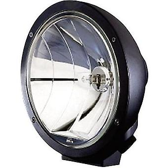 High beam Luminator compact metal H1 bombilla Hella (Ø x D) 170 x 114 mm