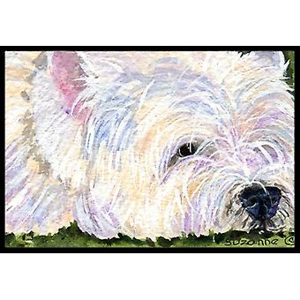 Westie Indoor or Outdoor Mat 24x36 Doormat