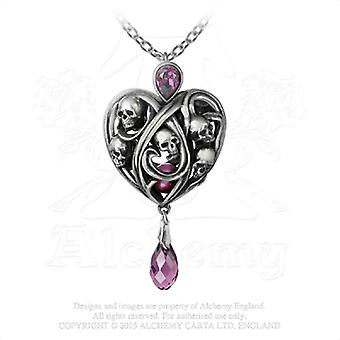 Alchemy Gothic Keepers of the Tyrian Pendant