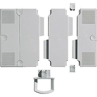 Telephone swivel arm extension plate Novus 7950902000 Light grey 2 pc(s)