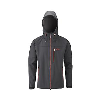 Rab Salvo Jacket Anthracite (Large)