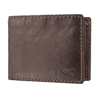 Monedero de la cartera camel active Columbia hombres Brown 3348