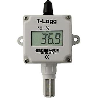 Multi-channel data logger Greisinger T-Logg 160 Unit of measurement Temperature, Humidity -25 up to 60 °C 0 up to 100 %