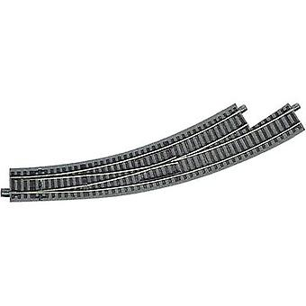 H0 Roco GeoLine (incl. track bed) 61154 Curved point, Left
