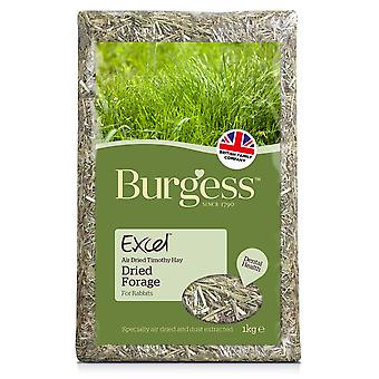 Burgess Excel foder 1kg