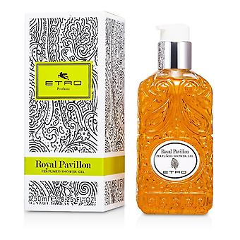 Etro Royal Pavillon parfymerte dusj Gel 250ml / 8,25 oz