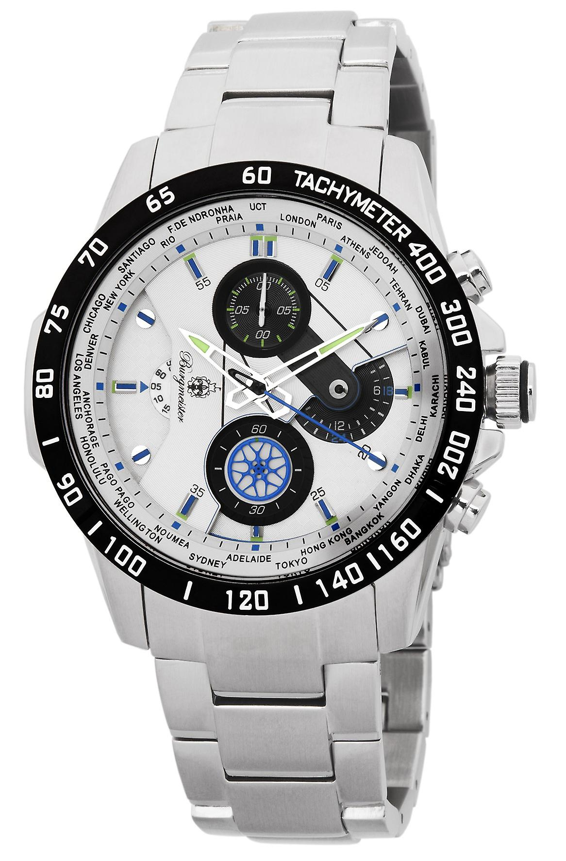 Burgmeister gents chronograph Frisco, BMS01-111