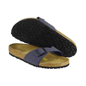Birkenstock Madrid Slip On Ladies Sandals Oiled Leather Female Stylish Footwear