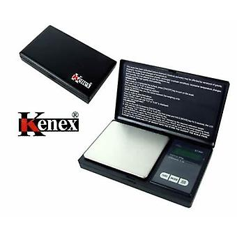 Kenex Professional Digital Pocket Scale (Model No. ET600)