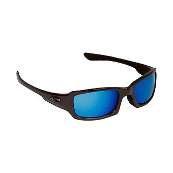 New SEEK Polarized Replacement Lenses for Oakley FIVES 3.0 Black Blue Mirror