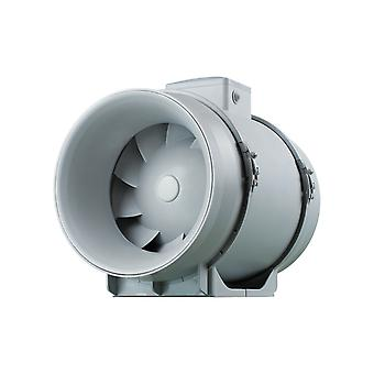 Vents mixed-flow inline fan duct fan TT Pro 250 series up to 1400 m³/h IPX4