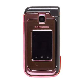 Wireless Solutions Snap-On Case for Samsung SCH-U750 Alias 2 - Pink