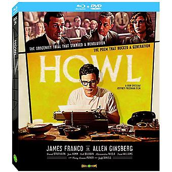 Howl [BLU-RAY] USA import
