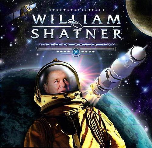 William Shatner - Seeking Major Tom [Vinyl] USA import